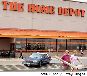 home depot work at home jobs