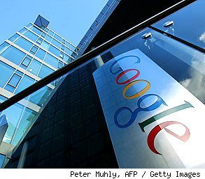 google peter muhly afp getty images 293 Google Fortunes Best Companies