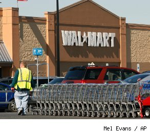 Wal-Mart Sex Bias Case