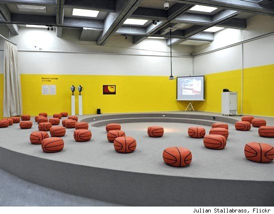 Creative Conference Rooms From Around The World