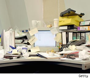hoarders in office