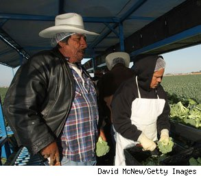 farm workers