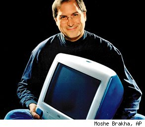 Steve Jobs created jobs Apple Inc