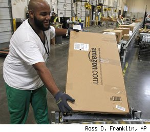 poor working conditions for Amazon.com factory workers