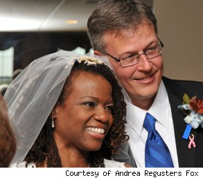 Andrea Regusters Fox job hunt marriage