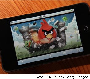 Angry Birds costs employers