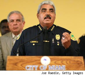 Miguel Exposito fired from Miami PD