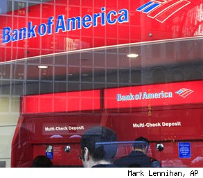 Bank of America employee reviews