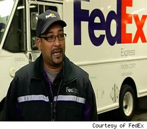FedEx holiday workers hiring