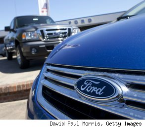 Ford and UAW tentative contract