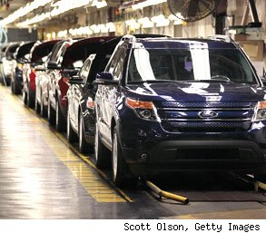 Ford and UAW contract $6,000 bonus