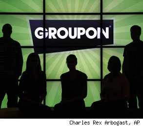 Groupon cutting workers