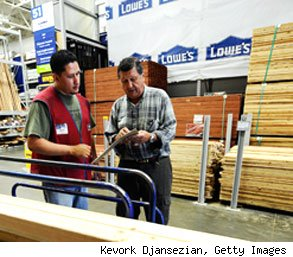Lowe's closing stores, cutting jobs
