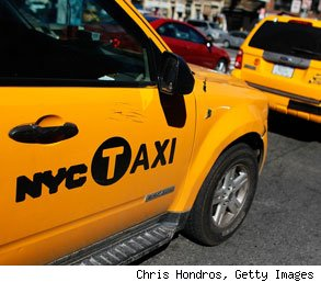 NYC taxi medallions