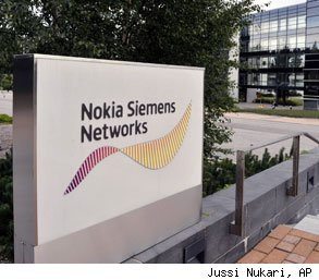 Nokia Siemens planned layoffs