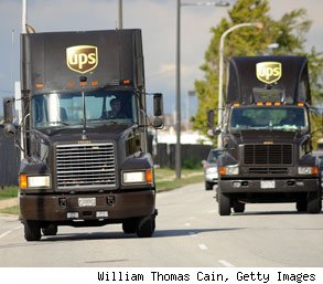 UPS hiring for holiday deliveries
