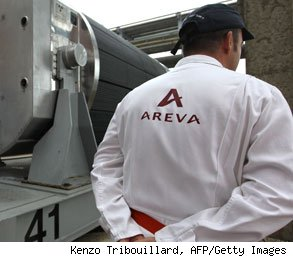 Areva cutting 1,500 jobs