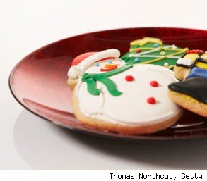 holiday cookies sugar alternatives