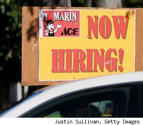 new jobs job market in 2012