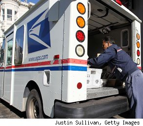 US Postal Service cutbacks delayed