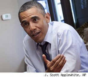 Barack Obama re-election umemployment