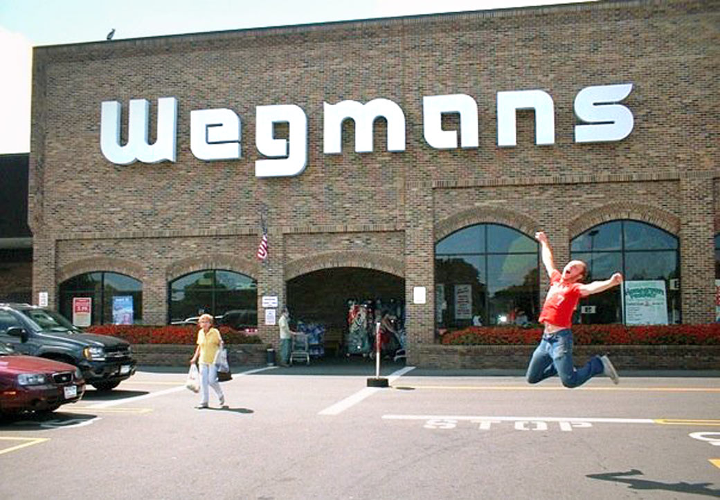 Wegmans who we are values essay
