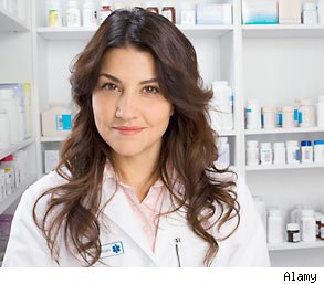 Pharmacists are trustworthy