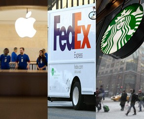 Fortune most admired companies