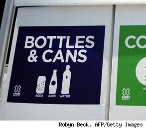 bottle deposit laws new jobs
