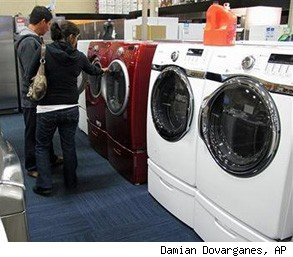 durable goods orders down manufacturing jobs