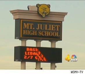 Mt. Juliet High School teacher resigns violence