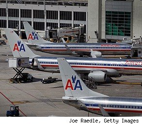 American Airlines labor contract