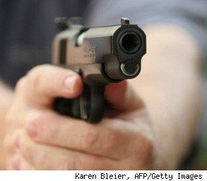 Greece factory worker shoots boss