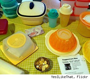 new Tupperware parties