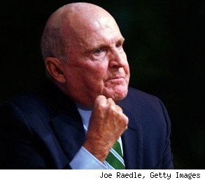 Jack Welch women at work
