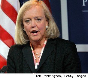 Meg Whitman layoffs HP