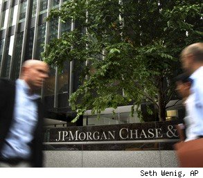 JPMorgan Chase return money CIO