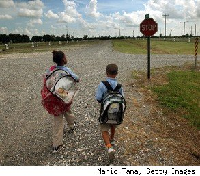 Hurricane Katrina schools fired teachers