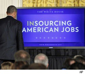 insourcing bringing jobs back to america