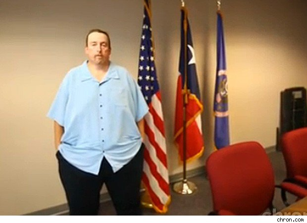 Ronald Kratz obesity discrimination