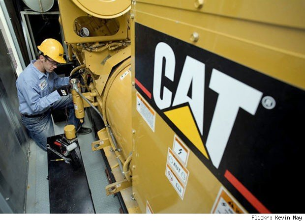 caterpillar workers strike