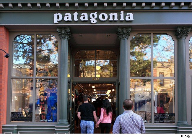 Patagonia hiring what its like work there