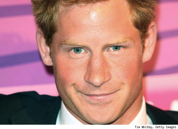 Prince Harry Vegas pictures