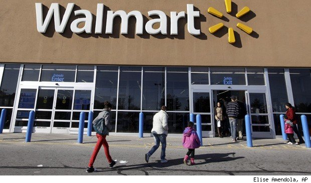 Walmart hiring seasonal jobs