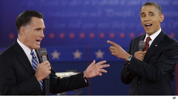 Obama, Romney debate about working women