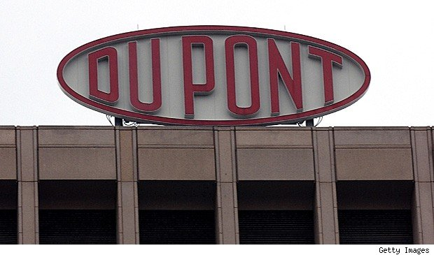 DuPont job cuts