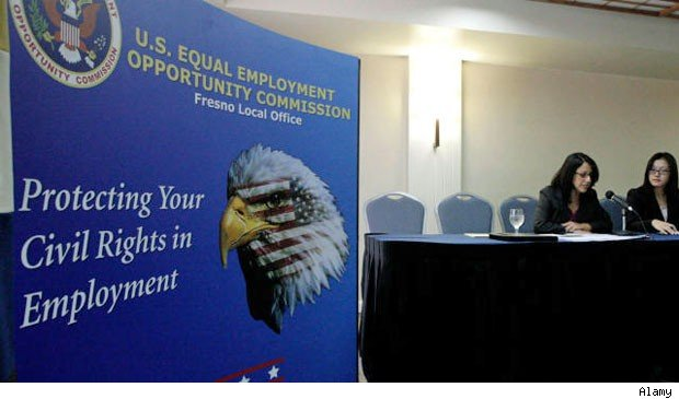EEOC files fewer lawsuits