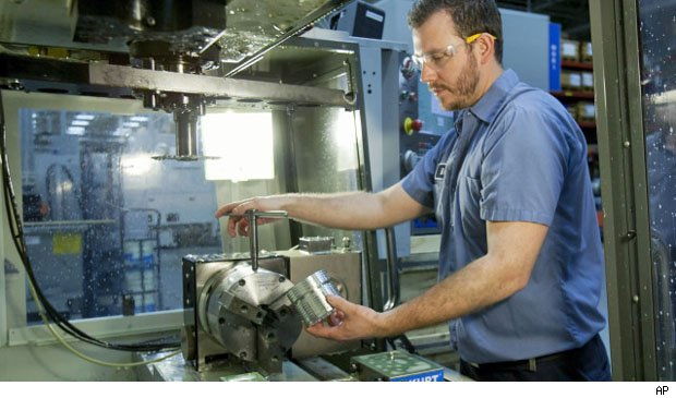 machining is a fast growing industy for jobs