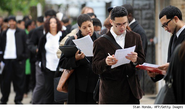 job openings dipped August