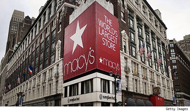 Macy's holiday hiring seasonal jobs